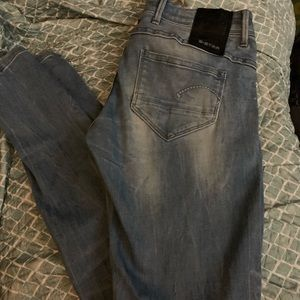 Pre Owned G-Star Raw a Women's Jeans Size 28